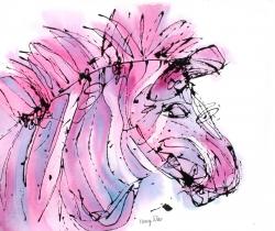 Drizzle Zebra