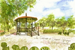 Gazebo at Spanish Springs